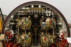 Torpedosectie Royalty-vrije Stock Afbeeldingen