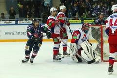 Torpille-Lokomotiv Photo libre de droits