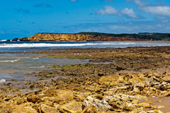 Torquay beach - Australia Royalty Free Stock Image