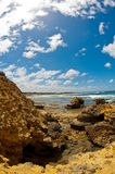 Torquay beach - Australia Royalty Free Stock Photography