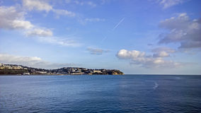 Torquay coast Stock Photography