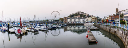 Torquay, Devon England UK Royalty Free Stock Photo