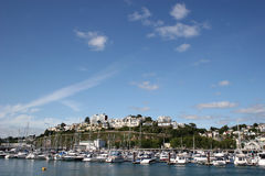 Torquay harbour Stock Images