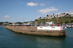 Torquay harbour Royalty Free Stock Photography