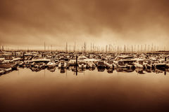 Torquay harbour Royalty Free Stock Images