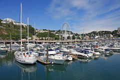 Torquay Harbour Royalty Free Stock Photo