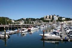 Torquay marina Royalty Free Stock Images