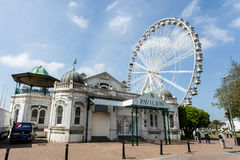 Torquay Pavilion Stock Photography