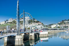 Torquay View Royalty Free Stock Images