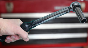 Torque Wrench Stock Images