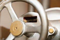 Torréfaction de café Images libres de droits