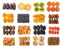 torr fruktmix Arkivbilder