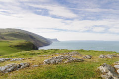Torr Head. Northern Irealnd Royalty Free Stock Photos