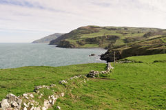 Torr Head. Northern Irealnd Royalty Free Stock Images