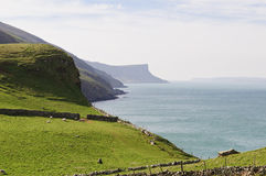 Torr Head. Northern Irealnd Stock Photo