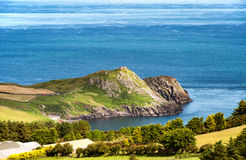 Torr Head in Northern Ireland Stock Photography