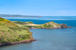 Torr Head in Northern Ireland Royalty Free Stock Image