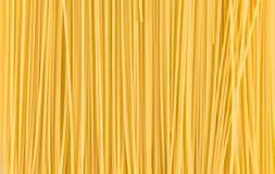 Torr spagettipasta Arkivbilder