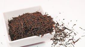 torr tea Arkivfoto