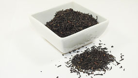torr tea Royaltyfri Fotografi