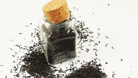 torr tea Royaltyfria Foton