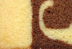 torr textur för cake Arkivfoto