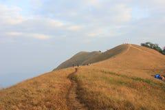 torra berg Fotografering för Bildbyråer