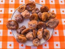 torra figs Arkivfoton