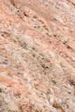 Torra Lava Basaltic Rock royaltyfria bilder