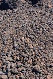 Torra Lava Basaltic Rock royaltyfri foto