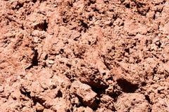 Torra Lava Texture Background Arkivfoto