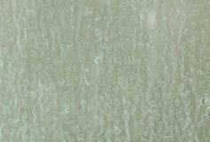 Torra vattenfläckar på glasväggen Royaltyfria Foton