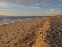 Torrance Beach, Los Ángeles, California Foto de archivo