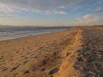 Torrance Beach, Los Angeles, California Fotografia Stock
