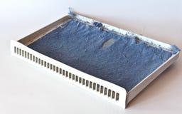 torrare filterförbandsgas arkivbild