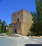 Torreón del Alamín ,guadalajara españa Stock Photography