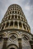 Torre二比萨-比萨塔 免版税图库摄影