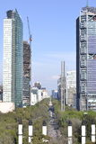 torre天使市长, reforma y el 库存照片
