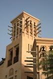 Torre árabe do vento Imagens de Stock