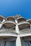 Torre única de Sathorn Fotografía de archivo