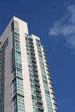 Torre 2 del condominio Fotografía de archivo libre de regalías