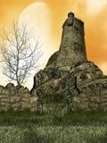 Torre Ilustração Stock