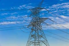Torre ad alta pressione Fotografie Stock Libere da Diritti
