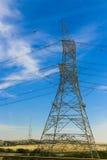 Torre ad alta pressione Fotografia Stock Libera da Diritti