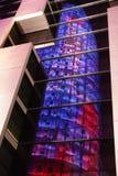 Torre Agbar Royalty-vrije Stock Afbeeldingen