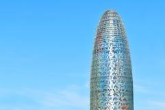 Torre Agbar Obraz Stock