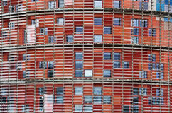 Torre Agbar, Barcelona Royalty Free Stock Photos
