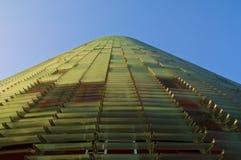 Torre agbar wierza Obraz Stock
