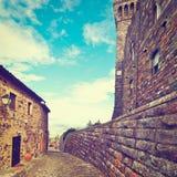 Torre Alfina Royalty Free Stock Photos