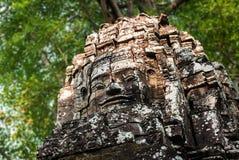 Torre all'entrata del tempio del som di tum fotografie stock